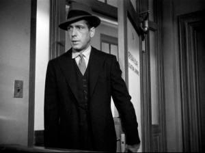 Humphrey Bogart es Sam Spade