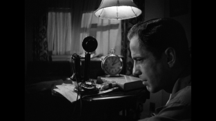 Maltese Falcon, The (1941) - Bogart 06