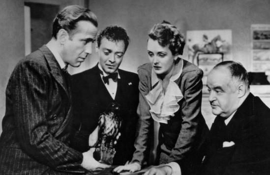 Bogart, Lorre, Astor, Greenstreet