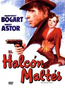 El Halcón Maltés - Poster 01 BR