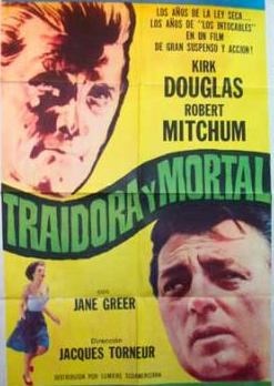 1947 Out of the Past - Traidora y mortal - 02
