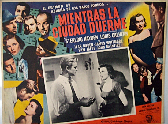 Asphalt Jungle, The (1950) - LC 05