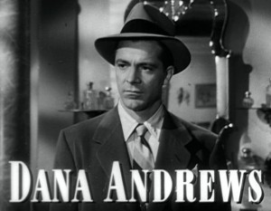Laura - Créditos 02 - Dana Andrews