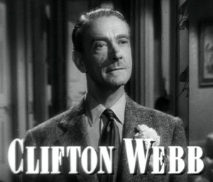 Laura - Créditos 03 - Clifton Webb