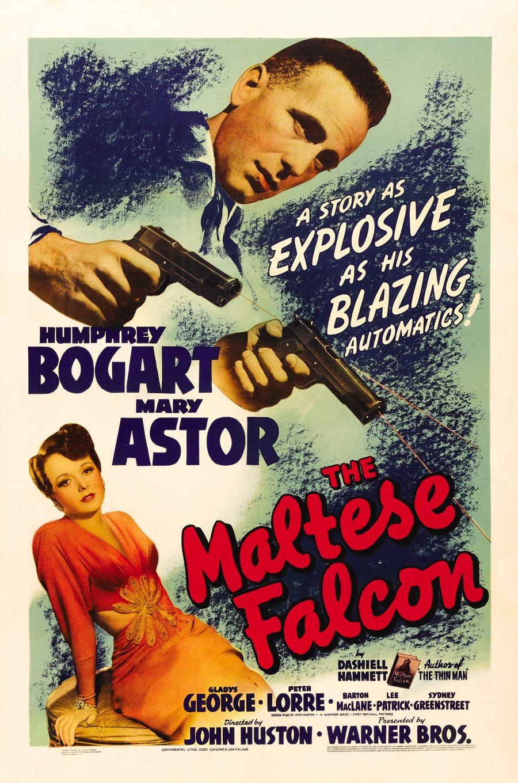 Maltese Falcon, The (1942) - Po 101