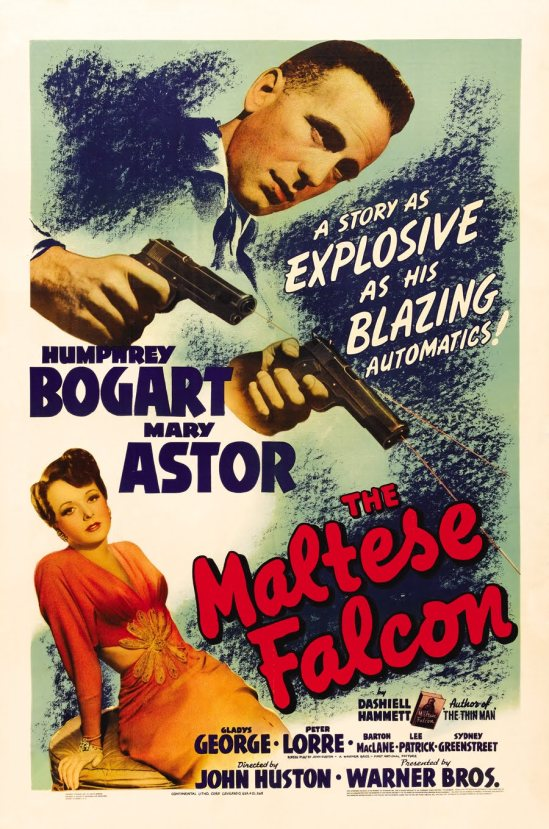 Maltese Falcon, The (1942) - Po 101
