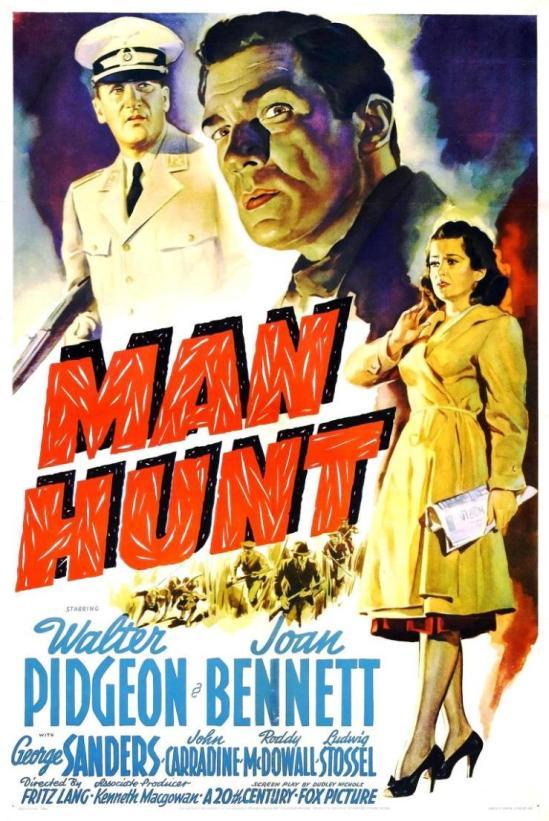 Man Hunt (1941) Po 102