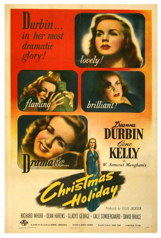 Christmas Holiday (1944) Po 101
