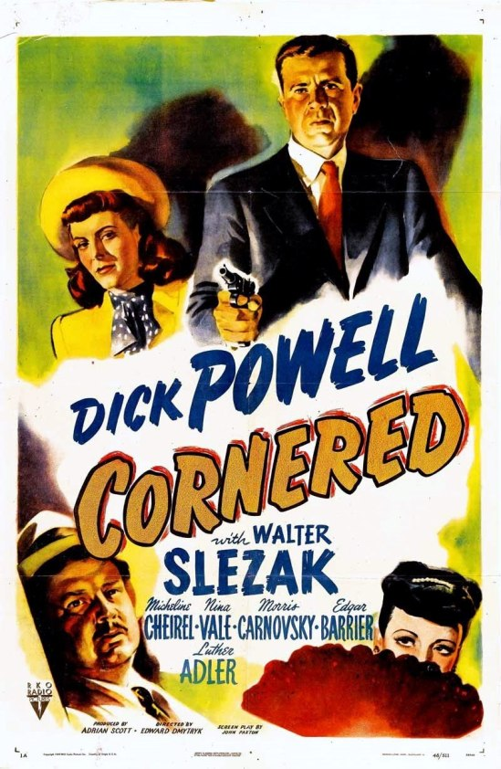 Cornered (1945) Po 101