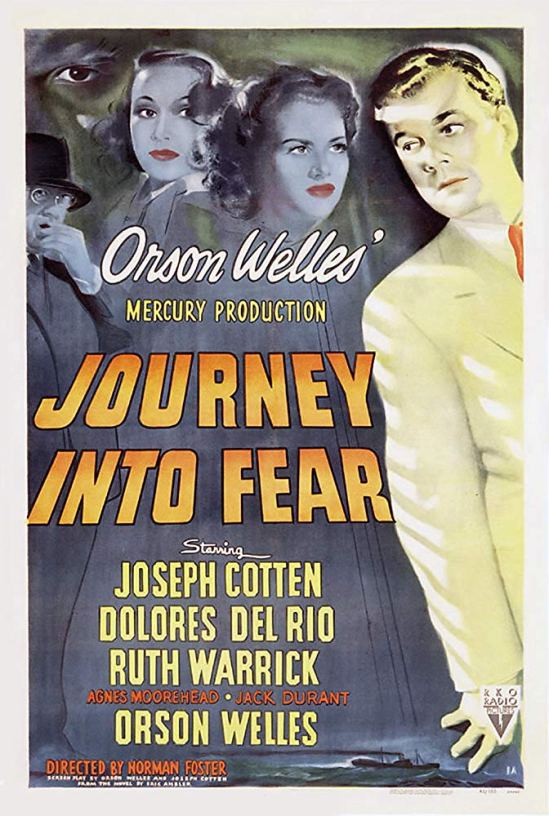 Journey Into Fear - (1943) Po 101