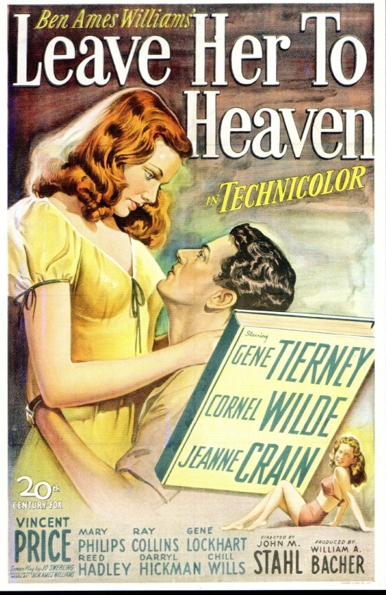 Leave Her to Heaven (1945) Po 101