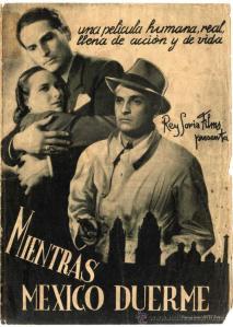 Mientras México duerme (1938) Po 101