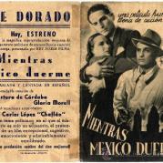 Mientras México duerme (1938) Press 101
