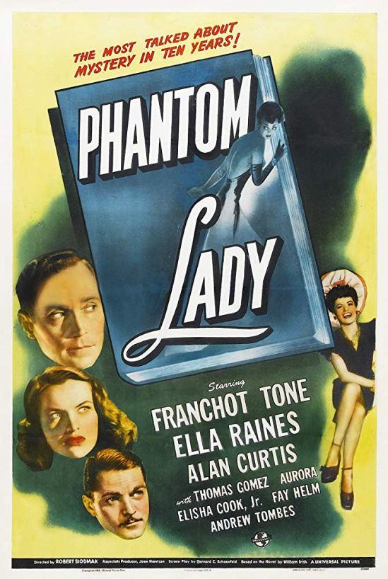 Phantom Lady (1944) Po 101