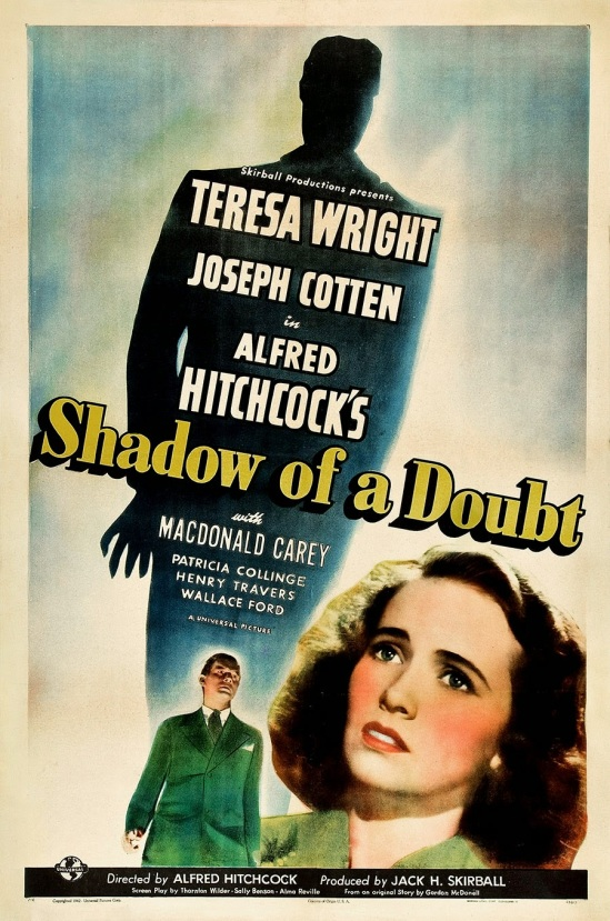 Shadow of a Doubt, The - (1943) Po 102