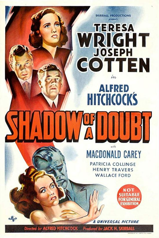 Shadow of a Doubt, The - (1943) Po 104