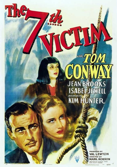 The Seventh Victim (1943) Po 101