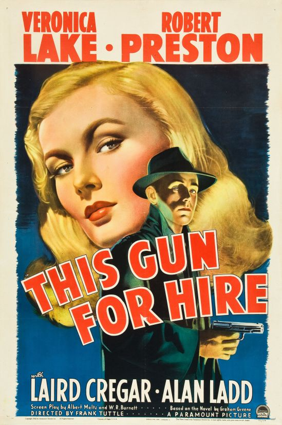 This Gun for Hire - (1942) Po 101