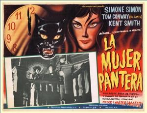 La mujer pantera (Cat People - 1942 LC) JPEG