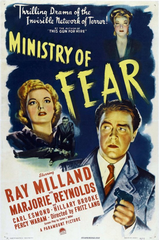 Ministry of Fear (1944) Po 101