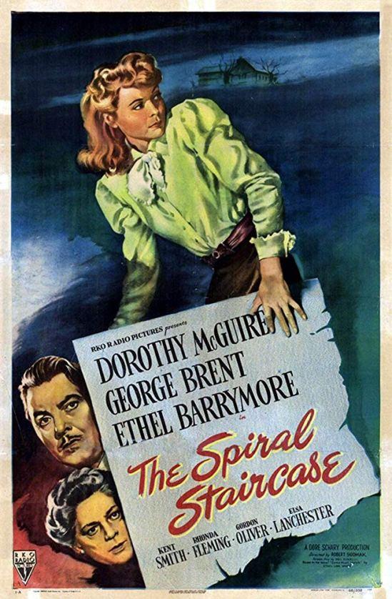 The Spiral Staircase (1946) Po 101