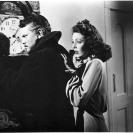 Orson Welles y Loretta Young en The Stranger / El extraño (1946)