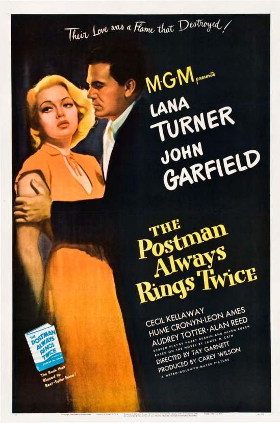 Postman Always Rings Twice, The (1946) Po 101