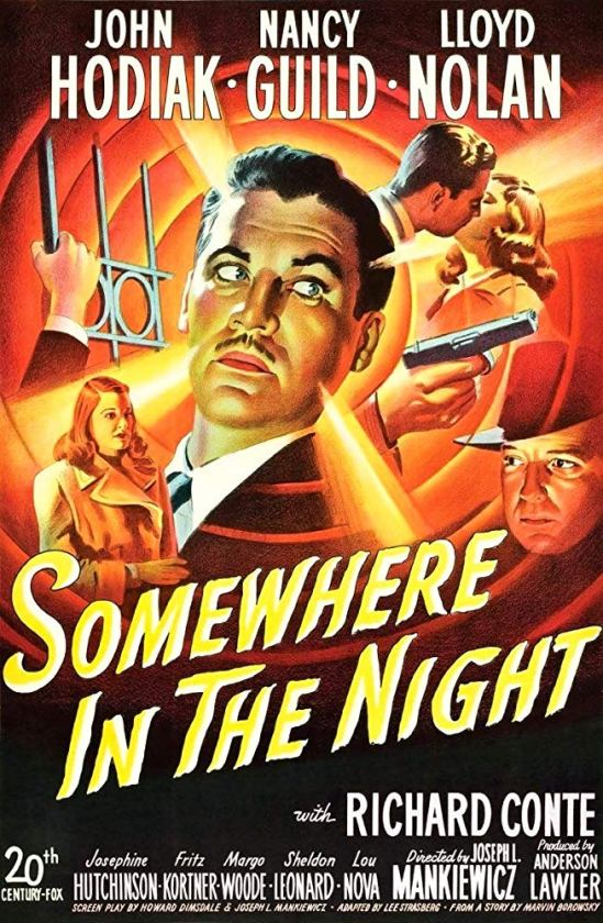 Somewhere in the Night (1946) Po 101