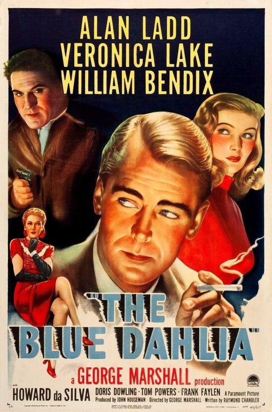 The Blue Dahlia (1946) Po 101