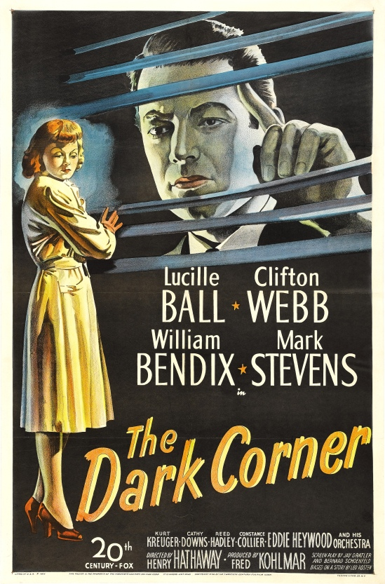 The Dark Corner (1946) Po 101
