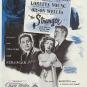 The Stranger (1946) Po 111